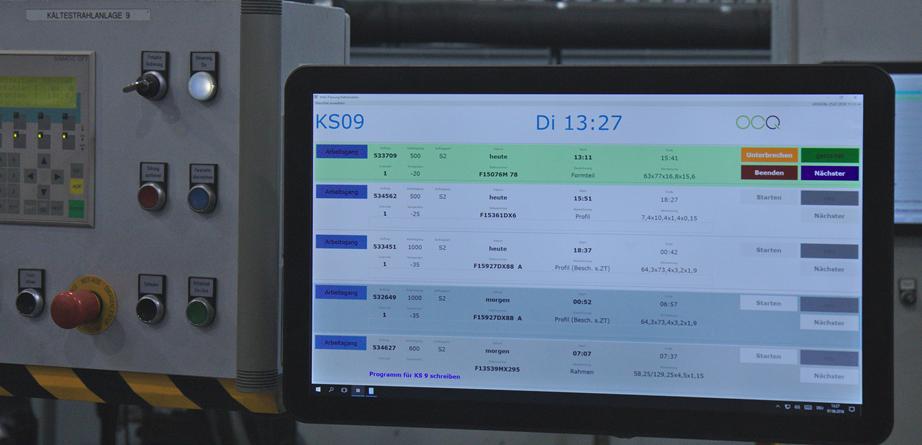 ks - Automatisierte Maschinenbeplanung